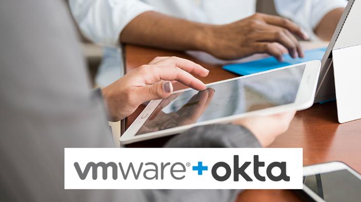 VMware+Okta